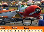 Самолеты Летачки: Спрятанные буквы