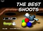 Лучшие выстрелы в необычном бильярде