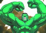 Раскраска для мальчиков: Супер Халк