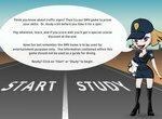 Тест: Изучаем дорожные знаки