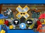 Лего Сити: Экстремальные гонки на мотоцикле