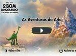 Хороший динозавр: Приключения Арло