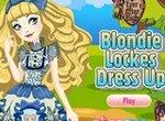 Эвер Афтер Хай: Блонди Локс наряжается