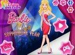 Барби на конкурсе Мисс второкурсница
