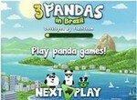3 панды 1: В Бразилии