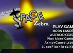 Зебра Джеймс: Путешествие в космосе