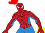 Разукрась Человека-паука
