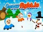 Snowfight. io: Снежная битва ио