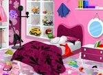 Барби: Уборка в спальне