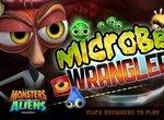 Монстры против пришельцев: Микробы доктора Таракана
