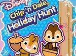 Чип и Дейл: Праздничная охота за желудями