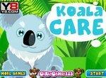 Ухаживай за милой коалой