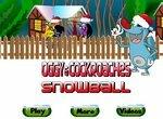 Огги и кукарачи: Играем в снежки