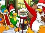 Клуб пингвинов: Пазл-Новый год