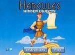 Геркулес: Найди предметы