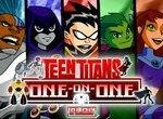 Юные титаны: Сражение один на один