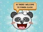 Кликер прожорливой панды