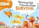 Лоракс: Выживание птиц и рыб