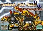 Собери боевого робота Сколозавра