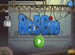 Бродилка робота Робби