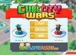 Войны в кубическом городе на двоих