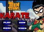 Юные титаны: Карате с Робином