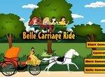 Красавица и Чудовище: Белль едет в карете
