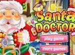 Рождественские приключения: Санта у доктора