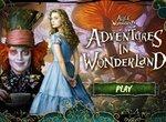 Бродилка: Приключения Алисы в Стране чудес