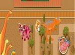 Поезд динозавров: Бродилка в лабиринте