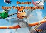 Самолеты Летачки: Найди отличия