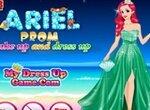 Принцесса Ариэль: Макияж и одежда