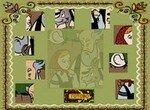 Пазл-сказка: Коза-Дереза