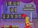 Битва рыцаря с роботами