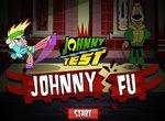 Джони Тест: Кунг-фу с Дюком
