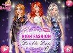Высокая мода для Эльзы и Анны
