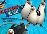 Пингвины Мадагаскара: Поймай рыбу