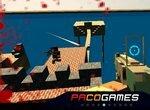Майнкрафт: Пиксельная война 3D