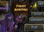 Магия против лесных монстров