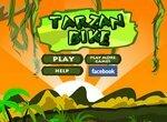Тарзан: Гонка на мотоцикле