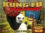 Безумный баскетбол с Кунг фу Пандой