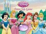 Одевалки: Наряды для принцесс Диснея
