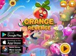 Апельсины мстят помидорам