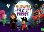 Одевалка на Хэллоуин с Шиммер и Шайн