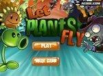 Зомби против растений 3: Летающие растения