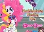 Одеваем модницу Пинки Пай