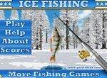Занимательная рыбалка на льду