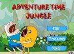 Время приключений: Бродилки в джунглях