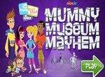 Омраченный праздник в музее мумий