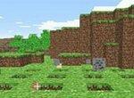 Майнкрафт: Летающие блоки